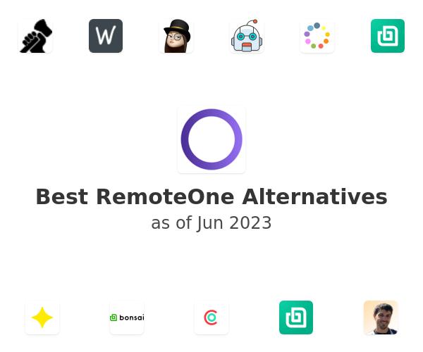 Best RemoteOne Alternatives