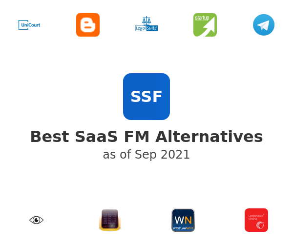Best SaaS FM Alternatives