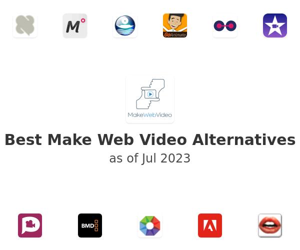 Best Make Web Video Alternatives