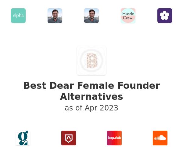 Best Dear Female Founder Alternatives