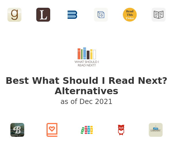 Best What Should I Read Next? Alternatives