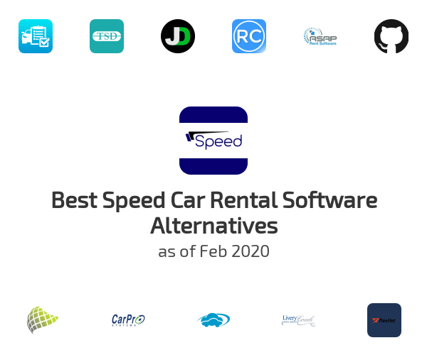 Best Speed Car Rental Software Alternatives
