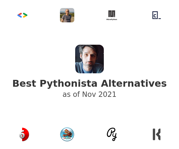Best Pythonista Alternatives