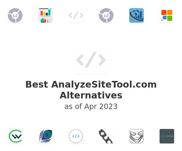 Best AnalyzeSiteTool.com Alternatives