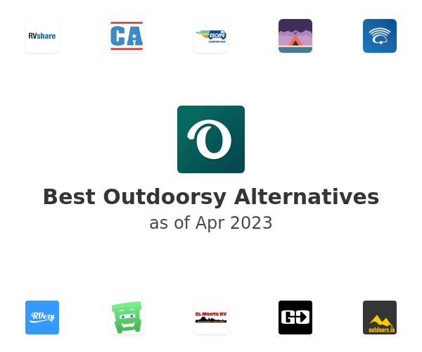 Best Outdoorsy Alternatives
