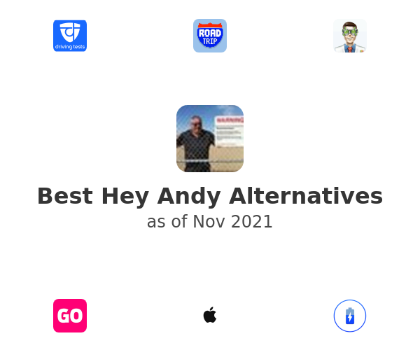 Best Hey Andy Alternatives