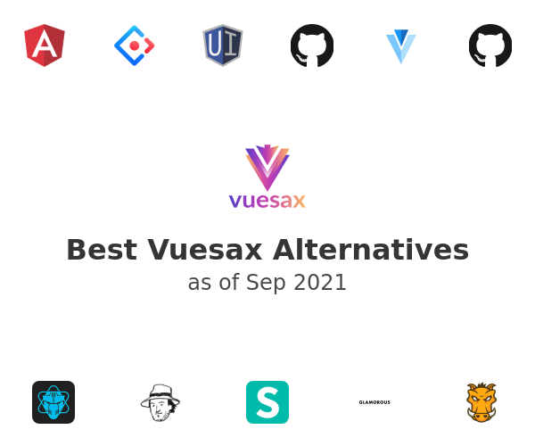 Best Vuesax Alternatives
