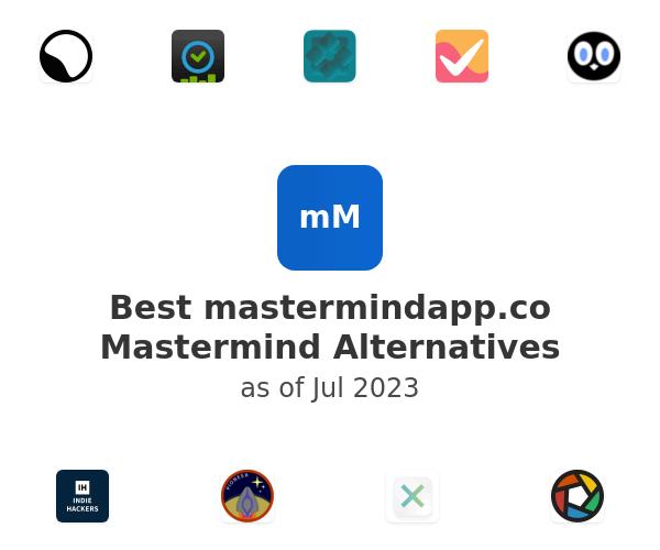 Best Mastermind Alternatives