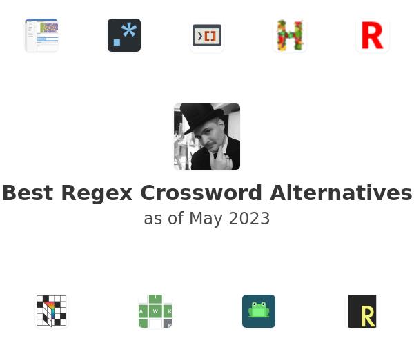 Best Regex Crossword Alternatives