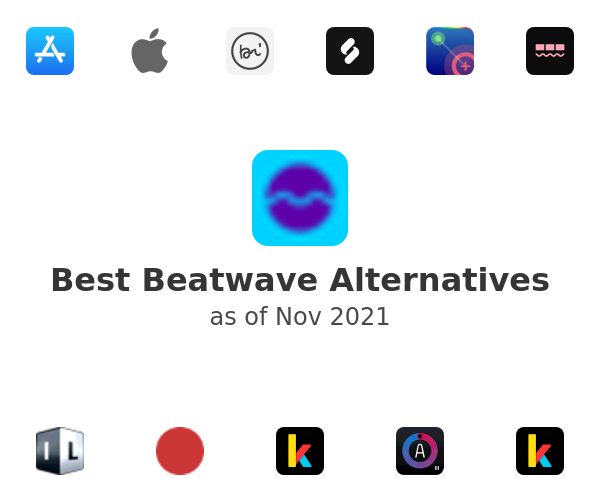 Best Beatwave Alternatives
