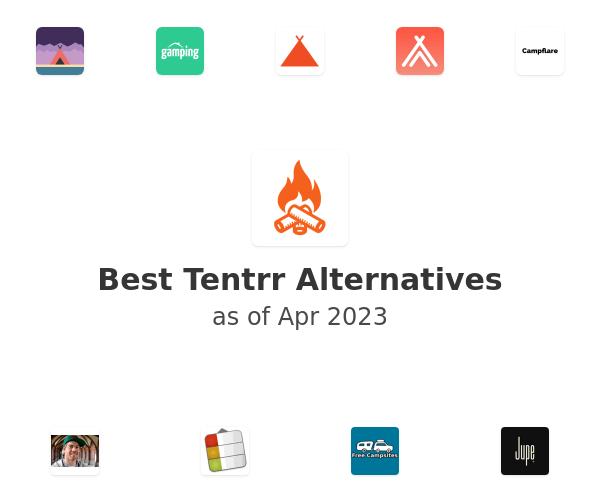 Best Tentrr Alternatives
