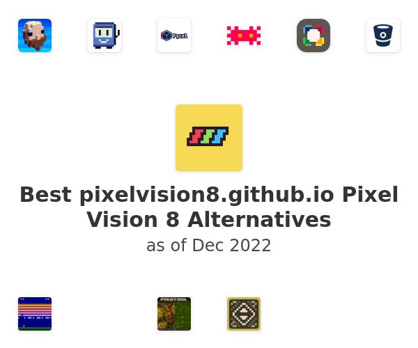 Best Pixel Vision 8 Alternatives