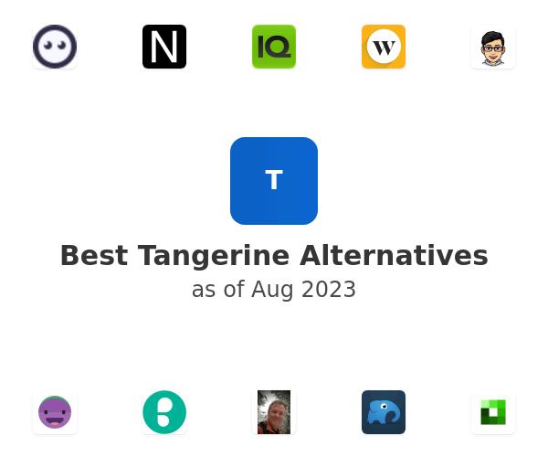 Best Tangerine Alternatives