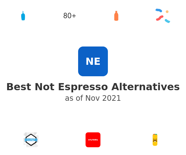 Best Not Espresso Alternatives