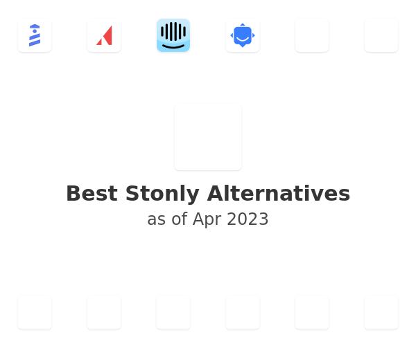 Best Stonly Alternatives