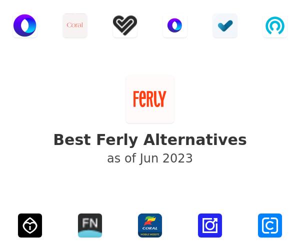 Best Ferly Alternatives