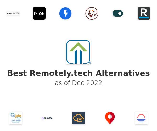 Best Remotely.tech Alternatives