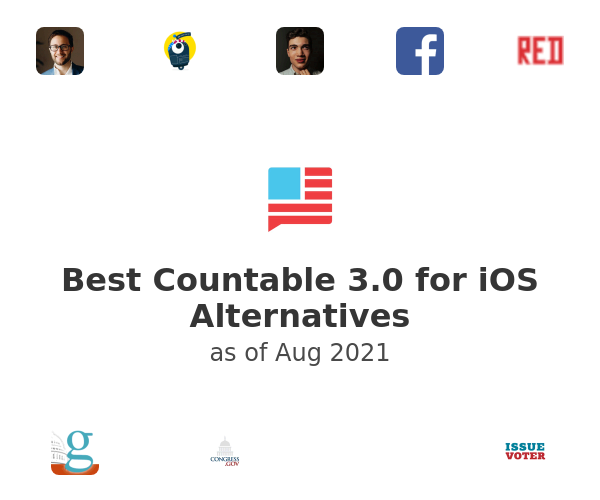 Best Countable 3.0 for iOS Alternatives