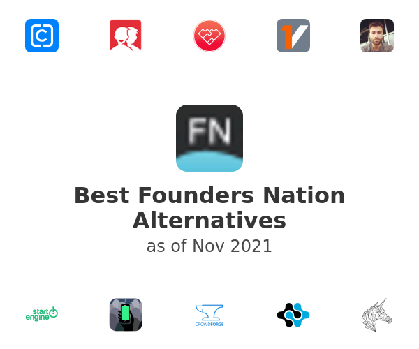 Best Founders Nation Alternatives