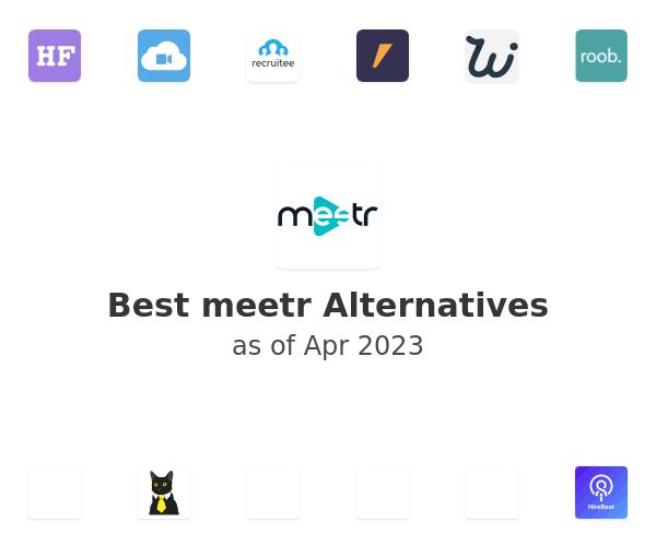Best meetr Alternatives
