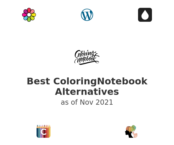 Best ColoringNotebook Alternatives