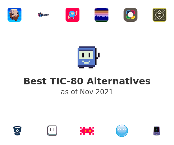 Best TIC-80 Alternatives