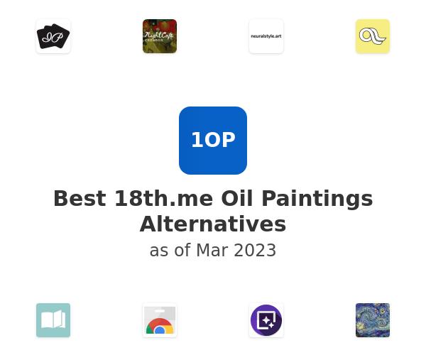 Best 18th.me Oil Paintings Alternatives