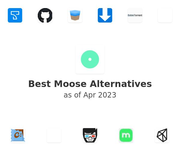 Best Moose Alternatives