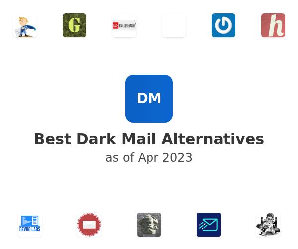 Best Dark Mail Alternatives