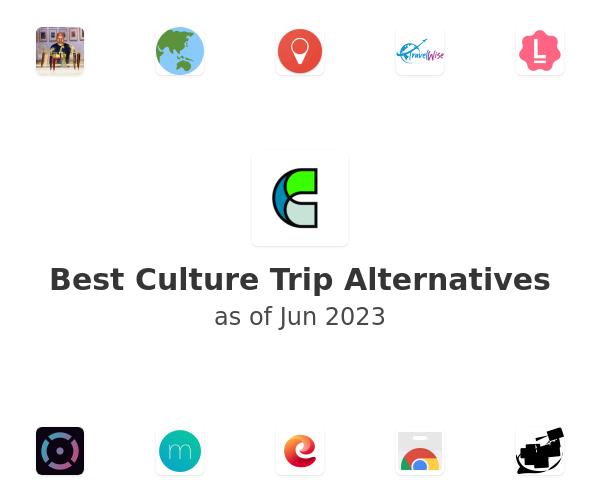 Best Culture Trip Alternatives