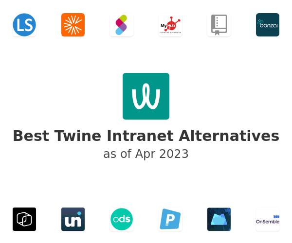 Best Twine Intranet Alternatives