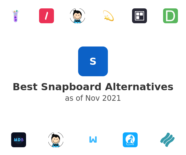 Best Snapboard Alternatives
