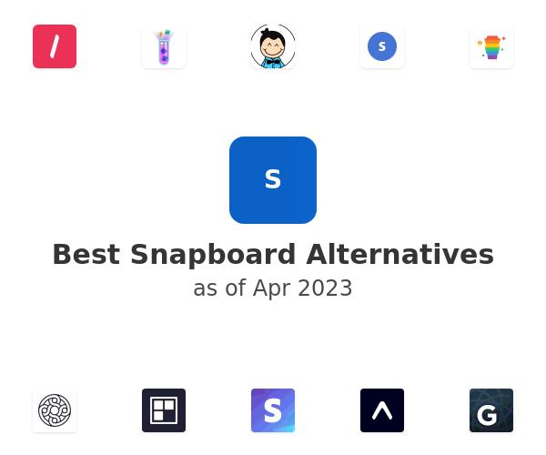 Best Snapboard Alternatives