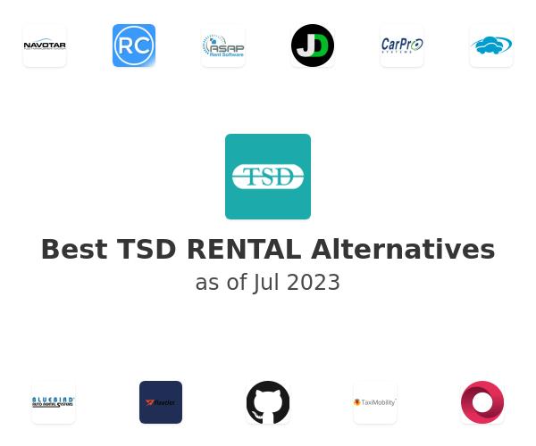 Best TSD RENTAL Alternatives