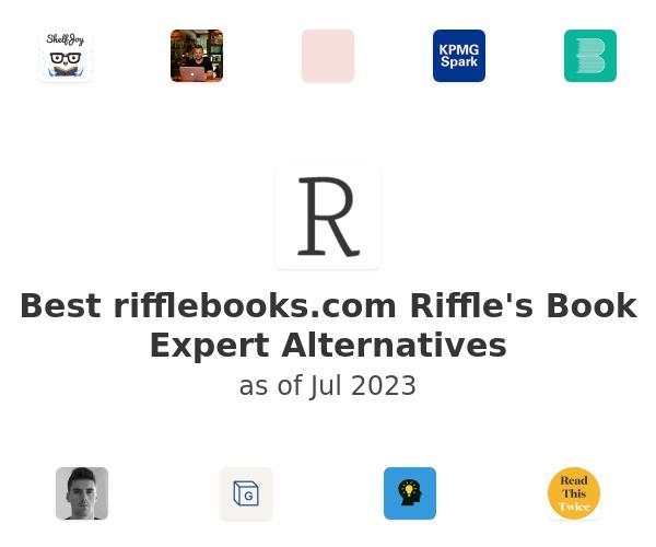 Best Riffle's Book Expert Alternatives