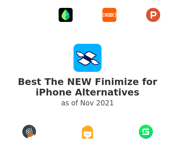 Best The NEW Finimize for iPhone Alternatives