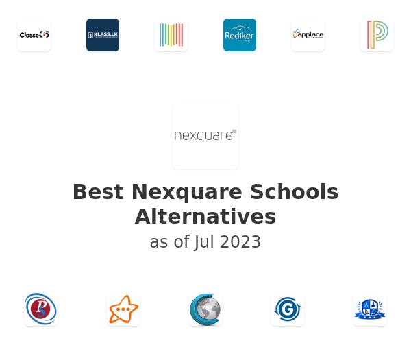 Best Nexquare Schools Alternatives