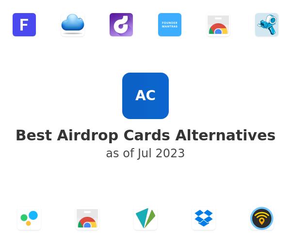 Best Airdrop Cards Alternatives