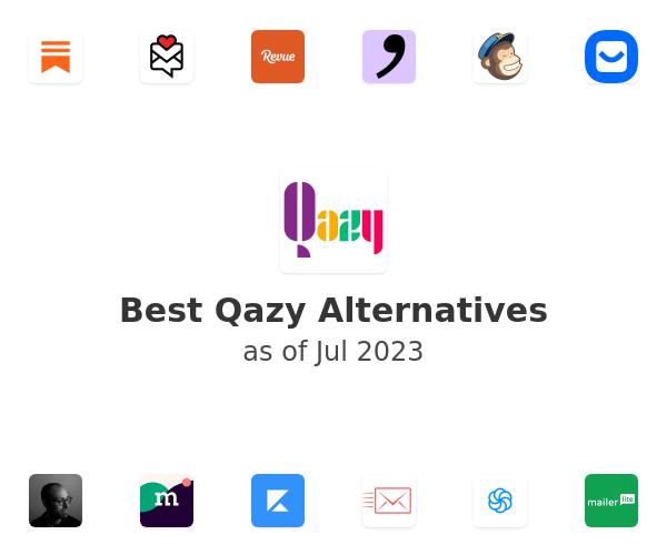 Best Qazy Alternatives