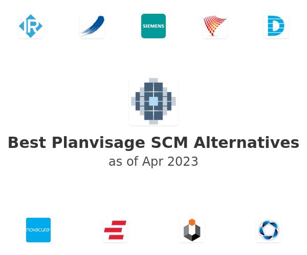 Best Planvisage SCM Alternatives