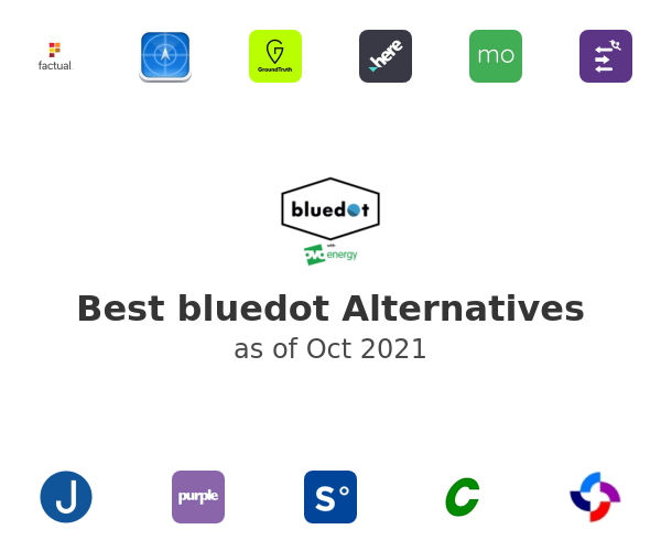 Best bluedot Alternatives