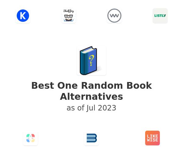 Best One Random Book Alternatives