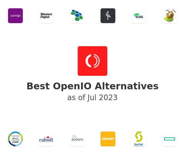 Best OpenIO SDS Alternatives