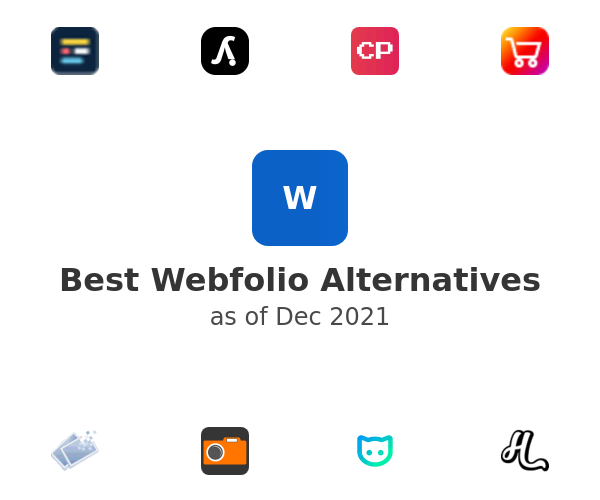 Best Webfolio Alternatives
