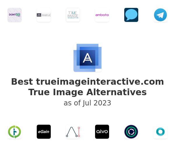 Best True Image Alternatives