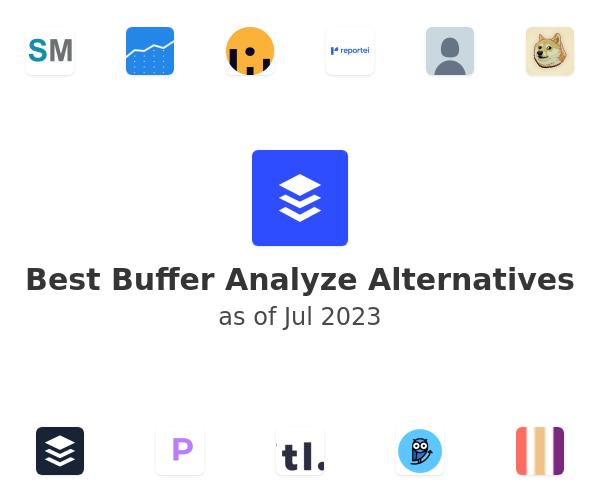 Best Buffer Analyze Alternatives