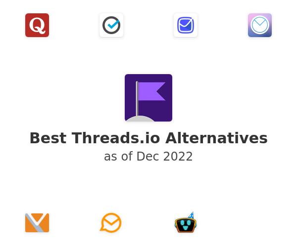 Best Threads.io Alternatives