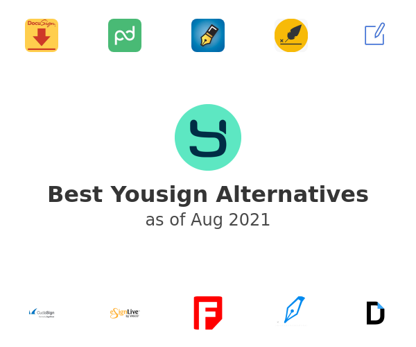 Best Yousign Alternatives