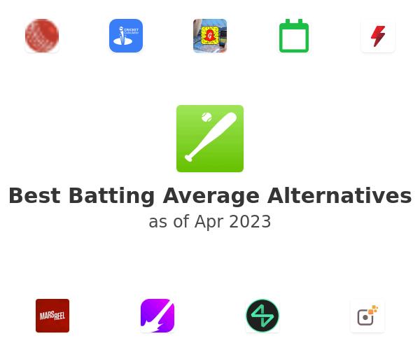 Best Batting Average Alternatives