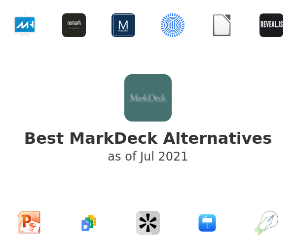 Best MarkDeck Alternatives